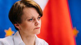 Jadwiga Emilewicz, wicepremier i minister rozwoju.