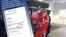 Groszowa premia za pracę w czasie pandemii? NFZ odpowiada