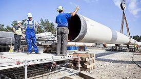 Budowa Nord Stream 2. Kolejny wykonawca odmówił prac