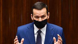 Premier Mateusz Morawiecki ogłosił nowe obostrzenia.
