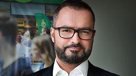 Tomasz Suchański, prezes  Żabka Polska