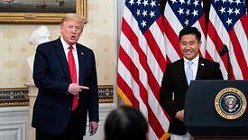 Donald Trump idzie znowu w konflikt z Chinami?