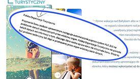 Nie dostałeś bonu? Pisz do Polskiej Organizacji Turystycznej