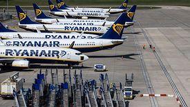 Zwolnienia w Ryanairze. 250 osób straci pracę