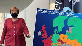 Angela Merkel musi decydować, jak zatrzymać wirusa w kraju