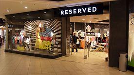 Część sklepów Reserved zniknie z galerii handlowych.
