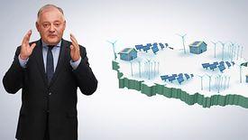 Prezes PGE Wojciech Dąbrowski przedstawił nową strategię energetyczną.