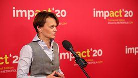 Jadwiga Emilewicz, podczas Impact'20, zdradziła szczegóły doczytacze Krajowego Planu Odbudowy.