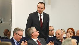 RPD Mikołaj Pawlak proponuje alimenty natychmiastowe