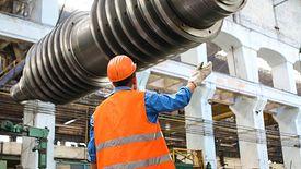 Produkcja przemysłowa wyraźnie wyhamowała w październiku.