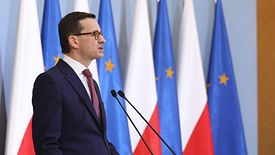Jak zapowiedział premier będą m.in mosty na Wiśle, Odrze, Bugu, Pilicy i w wielu miejscach Polski.
