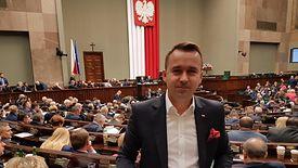 Poseł Michał Cieślak zebrał podpisy pod projektem, który uwolni handel ziemią