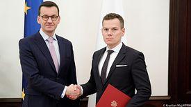 Jacek Jastrzębski nowym szefem Komisji Nadzoru Finansowego