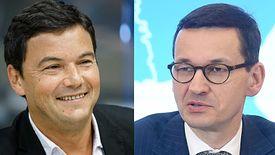 Mateusz Morawiecki regularnie powołuje się na Thomasa Piketty'ego