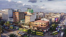 Nairobi jest jedną z lokalizacji, gdzie PAIH oferuje przedsiębiorcom swoje usługi