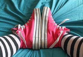b8fae03b8c69b Buty w szkole - buty na WF, buty na zmianę   WP parenting