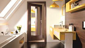 Drzwi łazienkowe - jak wybrać idealne?