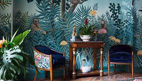 Dżungla w domu - pomysły dla fanów egzotyki