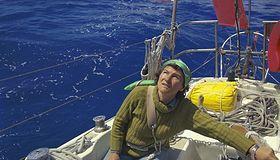 Krystyna Chojnowska-Liskiewicz - pierwsza kobieta, która samotnie opłynęła świat