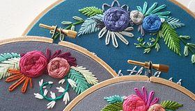 Nowy trend we wnętrzach – modny haft na ścianach. Instagramowy zawrót głowy