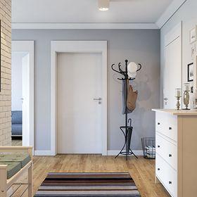 Kolorowe drzwi – bogata paleta możliwości