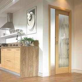 Drzwi do kuchni – jakie możliwości masz do wyboru?