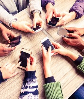 Świat zniżek w smartfonie
