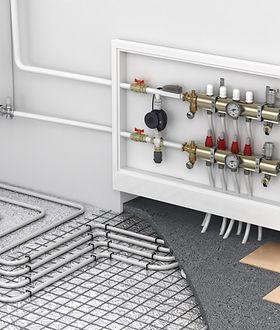 Ogrzewanie podłogowe i grzejnikowe w jednej instalacji