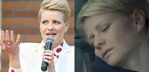 """""""Kuba Wojewódzki"""". Małgorzata Kożuchowska komentuje śmierć Hanki w kartonach: """"WYSZŁO JAK WYSZŁO"""""""