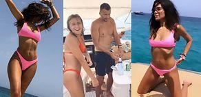 Figlarna Natalia Siwiec świętuje 37. urodziny, wyginając się na łódce (ZDJĘCIA)