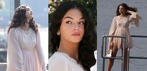 ZJAWISKOWA córka Moniki Bellucci kradnie serca Włochów na planie reklamy Dolce & Gabbana (ZDJĘCIA)