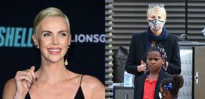 """44-letnia Charlize Theron wyznaje: """"Jestem w związku SAMA ZE SOBĄ"""""""