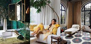 Kendall Jenner pokazała swój przepiękny dom wart 30 milionów. Chcielibyście tak mieszkać? (ZDJĘCIA)