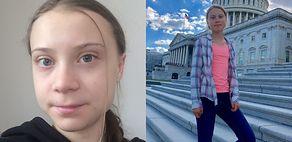 """Greta Thunberg chorowała na COVID-19?! """"Miałam dreszcze, bóle gardła, kaszlałam"""""""