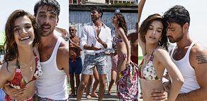 Michele Morrone pręży się w nowej kampanii Dolce & Gabbana (ZDJĘCIA)