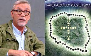 """Żakowski kpi z """"Różańca bez granic"""": """"Czy oni powiedzą uchodźcom: chodźcie do nas?"""""""