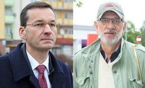 """Zborowski wyśmiewa Morawieckiego: """"Panie Morawiecki junior, WSTYDU TROCHĘ byśmy poprosili"""""""