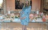 Nicky Hilton pokazała swój baby shower