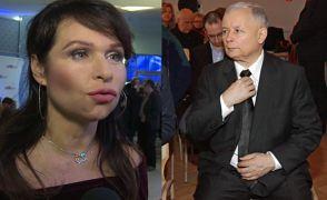 """Wiganna Papina przekonuje: """"Jarosław Kaczyński to przemiła, szarmancka osoba i dżentelmen!"""""""