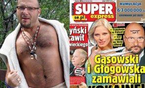 TYLKO U NAS: Gąsowski stracił fuchę w Sylwestra przez doniesienia o narkotykach?