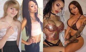 Celine Centino wydała 38 TYSIĘCY FUNTÓW na operacje plastyczne, bo... śmiali się z niej rówieśnicy! (ZDJĘCIA)