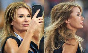 Nowa dziewczyna Marcina Gortata wspiera ukochanego podczas charytatywnego meczu koszykówki (FOTO)