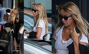 Szofer Joanny Przetakiewicz parkuje na zakazie Bentleyem za PÓŁTORA MILIONA ZŁOTYCH (ZDJĘCIA)