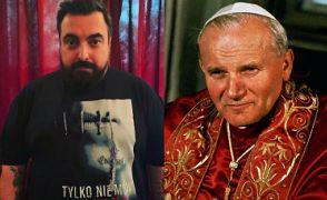 """Tomasz Sekielski zapowiada film o Janie Pawle II: """"Nie zamierzamy niszczyć pomnikowej postaci Świętego Papieża Polaka, ale chcemy dotrzeć do prawdy"""""""