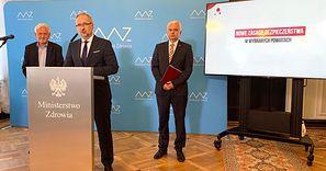Lockdown w Polsce. Minister nie wyklucza jeśli dynamika zakażeń będzie rosła