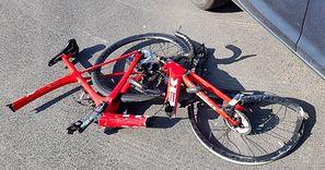 Śląsk. Rowerzystki potrącone przez samochód. Walczą o życie