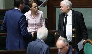 Koronawirus w Polsce. Nocą w Sejmie zmieniono Kodeks wyborczy