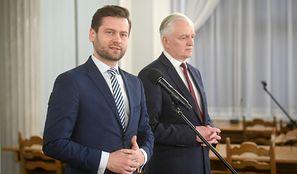 Kolejna dymisja w rządzie. Kamil Bortniczuk zrezygnował ze stanowiska