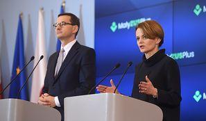 Tarcza antykryzysowa przyjęta przez rząd. Projekty można oglądać na stronach Sejmu
