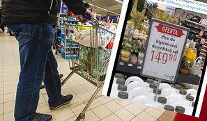 Sieci handlowe sprzedają płyn z Orlenu po wyższej cenie. Ostra reakcja spółki